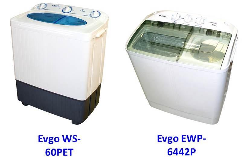 стиральные машины evgo