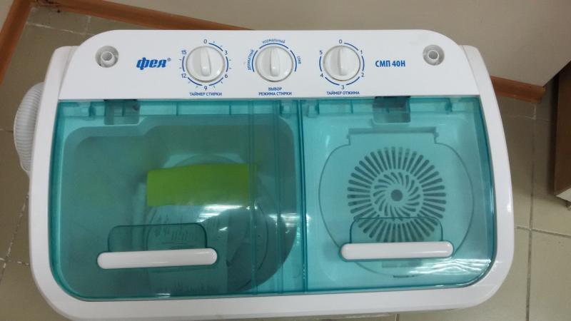 Обзор активаторных стиральных машин с отжимом