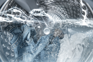Стиральная машина не отжимает и не сливает воду — что делать