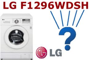 Маркировка стиральных машин LG с расшифровкой
