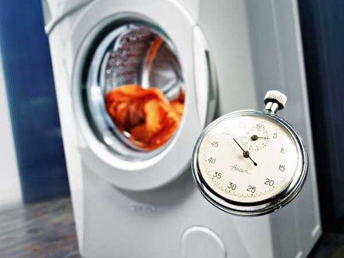 Быстрая стирка на стиральной машине
