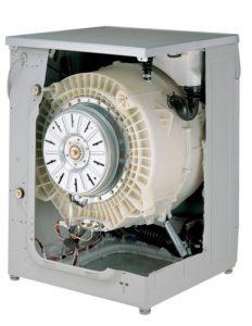Шум при отжиме в стиральной машине LG