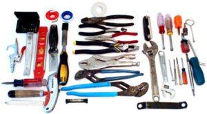 инструменты для подключения стиралки и не только