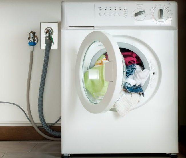 Как подсоединить сливной шланг стиральной машины к канализации