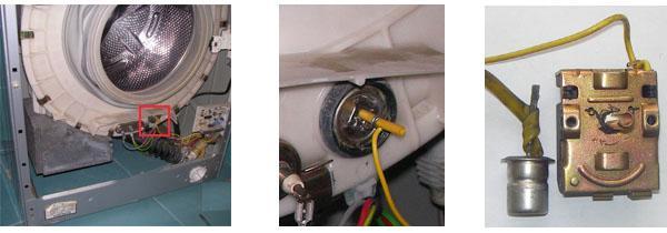 термодатчик стиралки Самсунг
