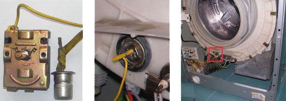 термодатчик в Самсунг