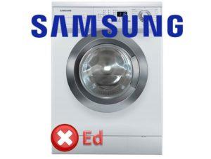 Ed ошибка в Самсунг