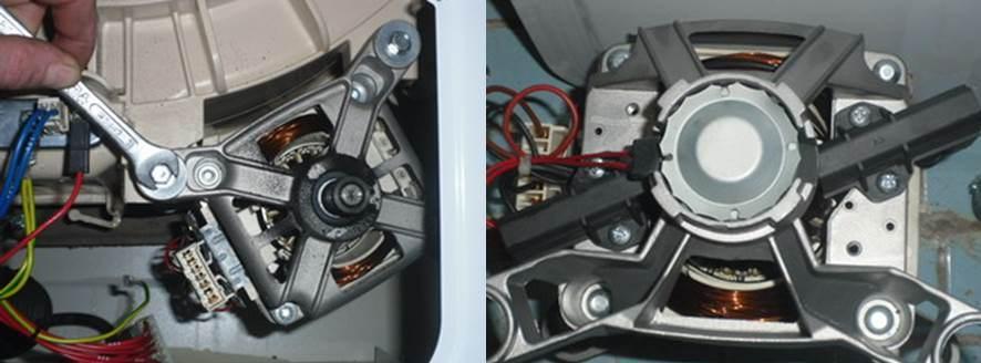 двигатель в СМ Атлант