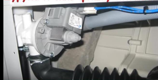 Стиральная машина Атлант - ошибка F4 - что делать