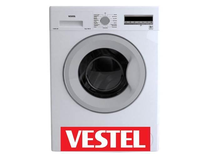 Коды ошибок стиральных машин Vestel