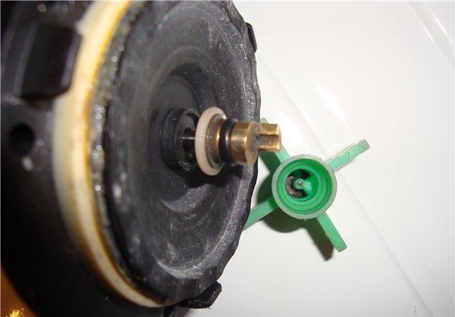 сломалась помпа стиральной машины Хайер