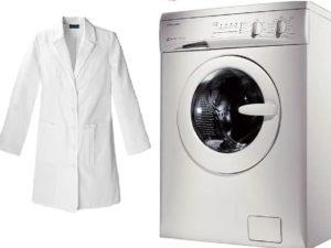 Как стирать медицинскую одежду