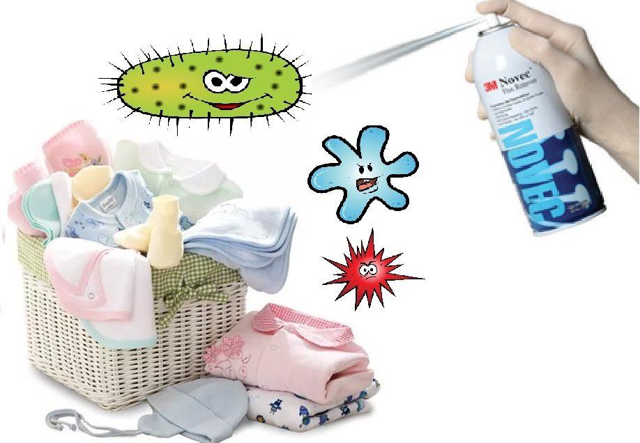 Дезинфицирующие и антибактериальные средства для стирки