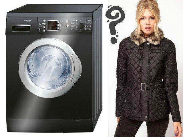 Как постирать куртку из полиэстера в стиральной машине