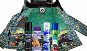 средства для сухой чистки горнолыжного костюма