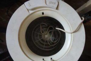 центрифуга Фея с открытой крышкой