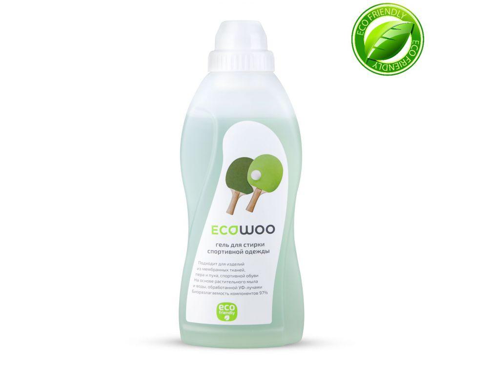 Ecowoo, гель для стирки горнолыжки