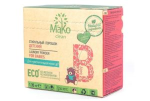 Mako Clean для малышей