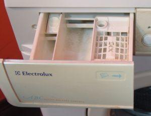 дозатор порошка в Электролюкс