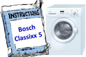 инструкция Bosch Classixx 5