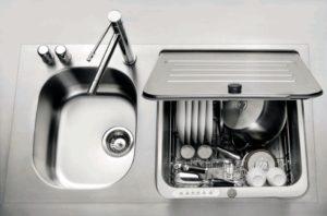 Обзор посудомоек с вертикальной загрузкой