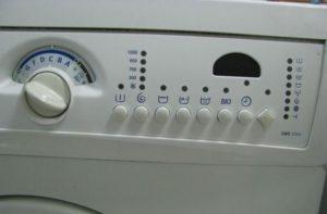 панель куправления Электролюкс