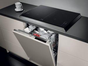 посудомоечная машина под индукционную варочную панель