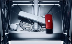 разбираем механизм посудомоечной машины