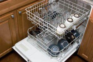 расстановка посуды