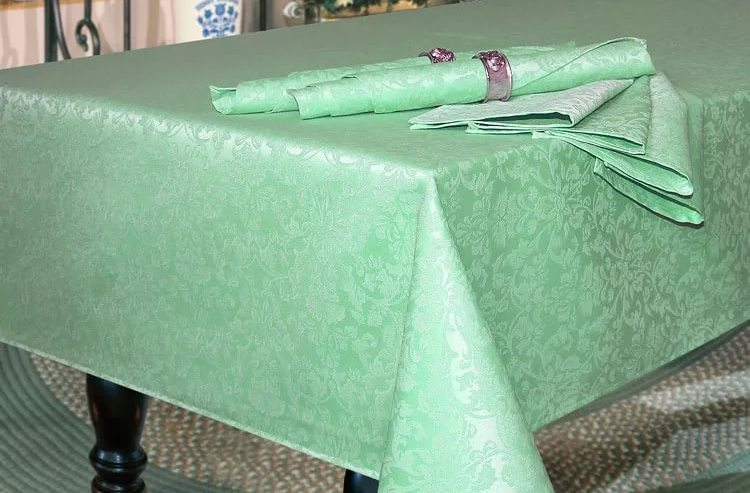 Как постирать тефлоновую скатерть