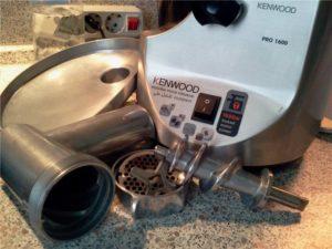 Как отчистить мясорубку после мытья в посудомойке