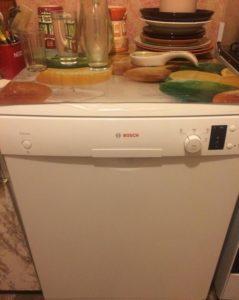Bosch SMS40D12RU посудомоечная машина