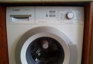 Bosch WLG 20060 OE стиральная машина