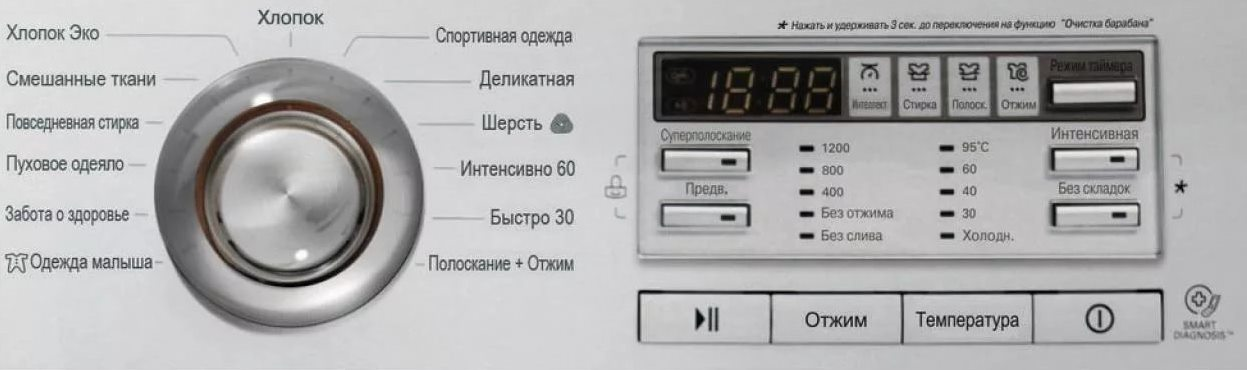 LG E10B8ND стиральная машина