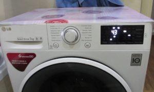 LG F12U2HDN0 LG стиралка
