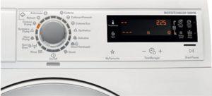 Electrolux EWS 1277 FDW панель управления