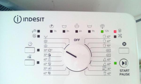 Indesit ITW A 51051 G