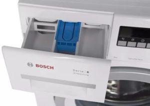 Bosch WLK2026EOE порошкоприемник