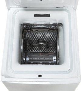 Indesit ITW A 5851 W (RF) с открытым люком