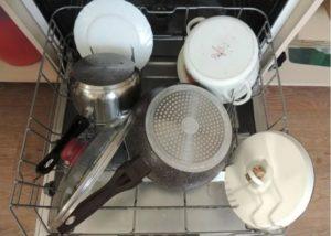 Hansa ZIM 676 H посудомойка