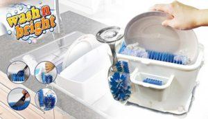 Обзор ручной посудомоечной машины Wash N Bright