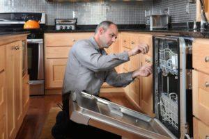 Установка посудомоечной машины Электролюкс самостоятельно