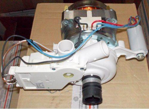 Как заменить циркуляционный насос у посудомоечной машины