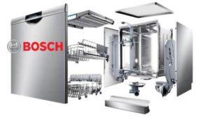 Запасные части для посудомоечных машин Bosch