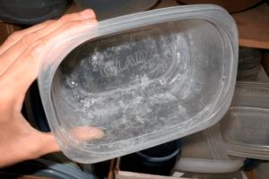 посуда после ПММ
