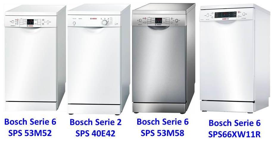 посудомойки Бош 45