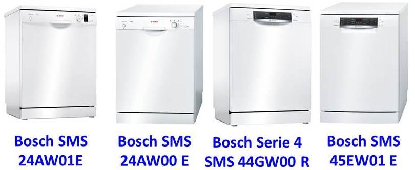 посудомойки Бош 60 см