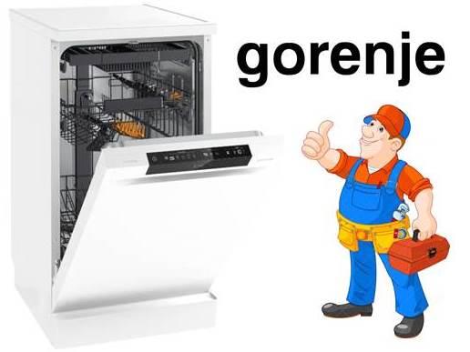 Ремонт посудомоечных машин Горенье