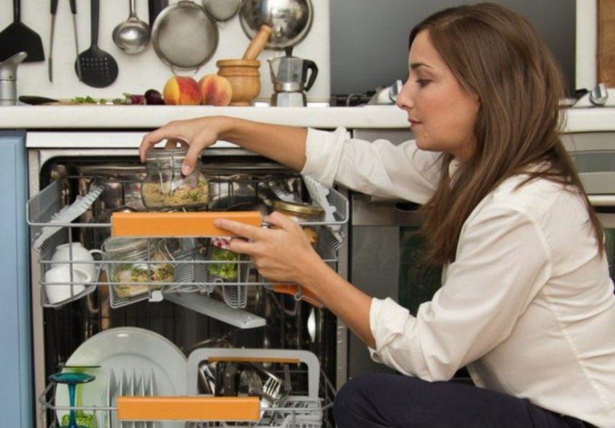 Готовка еды в посудомоечной машине