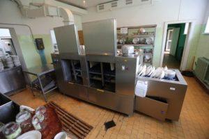 Посудомоечные машины для столовых